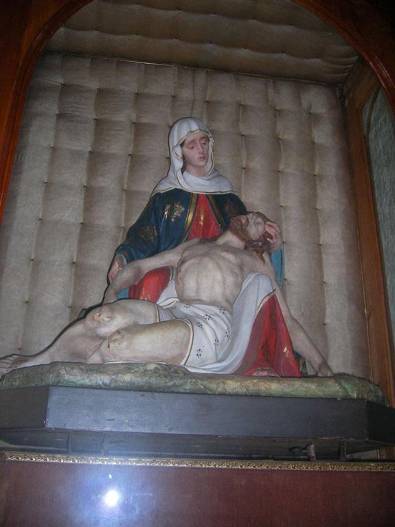 Chiesa della Madonna della Pietà - Colliberti