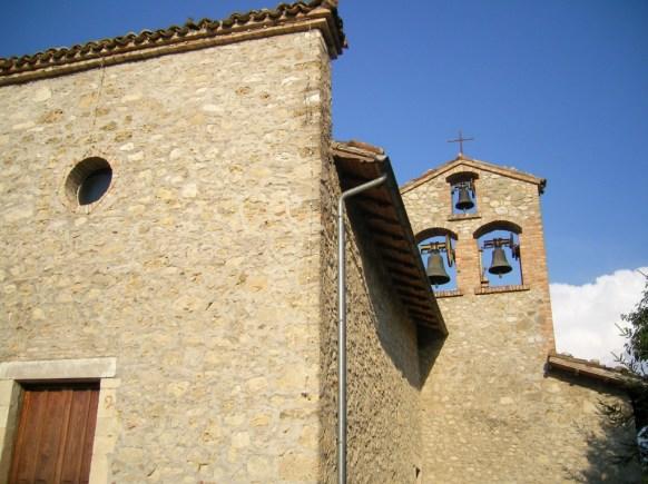 Chiesa di San Lorenzo - Colliberti