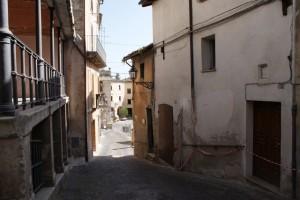 Salita San Giuseppe, centro storico