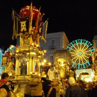 S. Barbara V. M. – Seconda Processione – Paternò (CT)