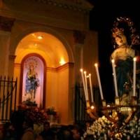 S. Maria Immacolata della Maggior Chiesa - Processione di Ritorno - Termini Imerese (PA)