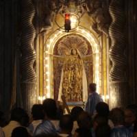 S. Maria della Visitazione - Apertura della Cappella dei Marmi - Enna