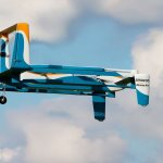 Amazon Prime Air Drone Project; Successful Test 1