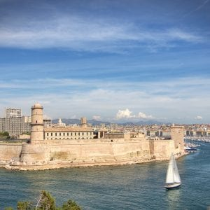 Past & Present: Photographs of Marseille, France 7