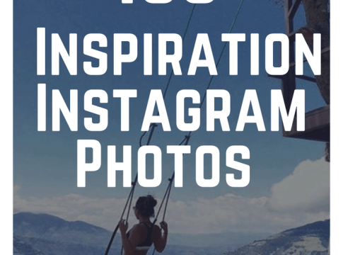 photos to inspire