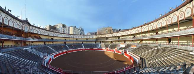 Bull Ring (Plaza de Toros) Alicante