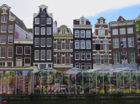 Bloemenmarkt market