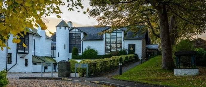 About The Gordon Highlanders Museum