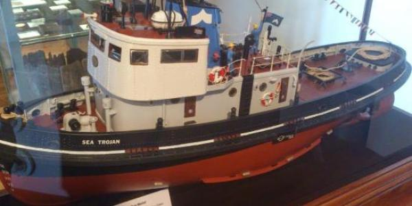 Aberdeen Maritime Museum: Fishing Ship