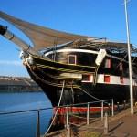 Dundee HM FRIGATE UNICORN