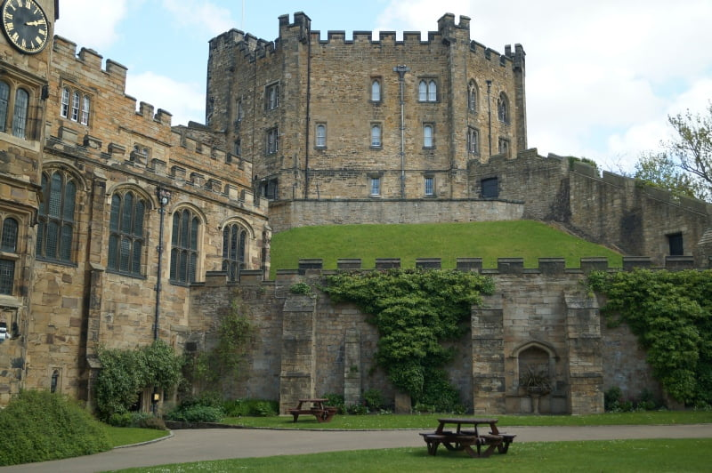 Durham castle keep