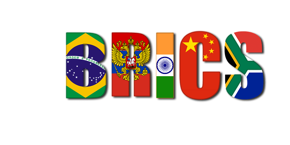 Countries in BRICS
