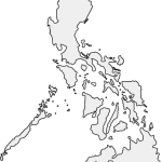 philippines-outline-map