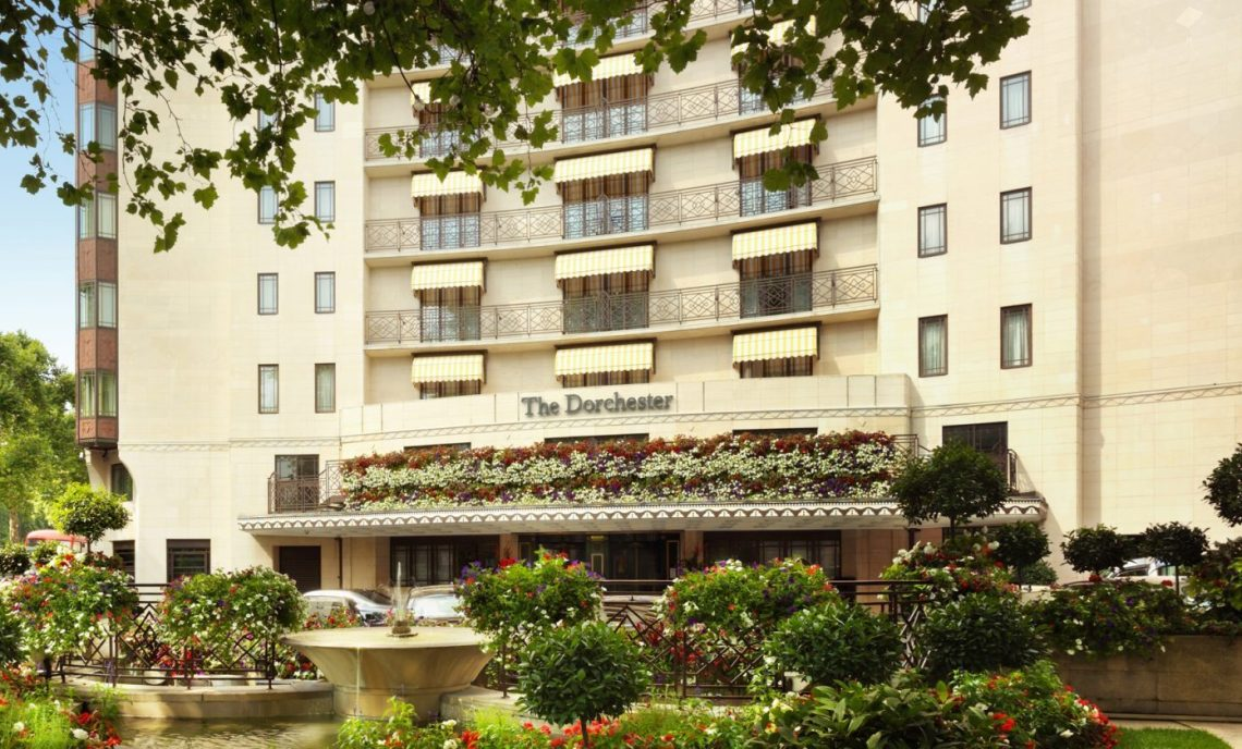 The Dorchester hotel London