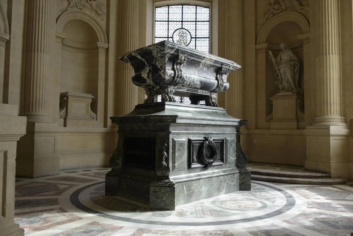 Les Invalides Tomb of Joseph Napoleon I