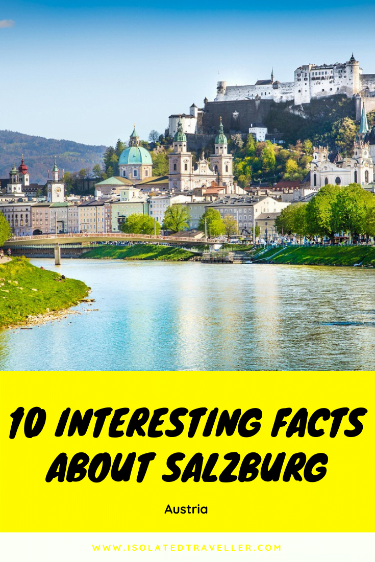 10 Interesting Facts About Salzburg 1