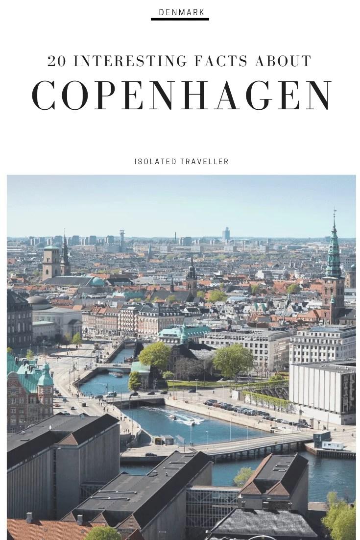 20 Interesting Facts About Copenhagen 1