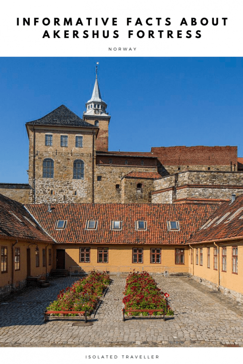 Facts About Akershus Fortress