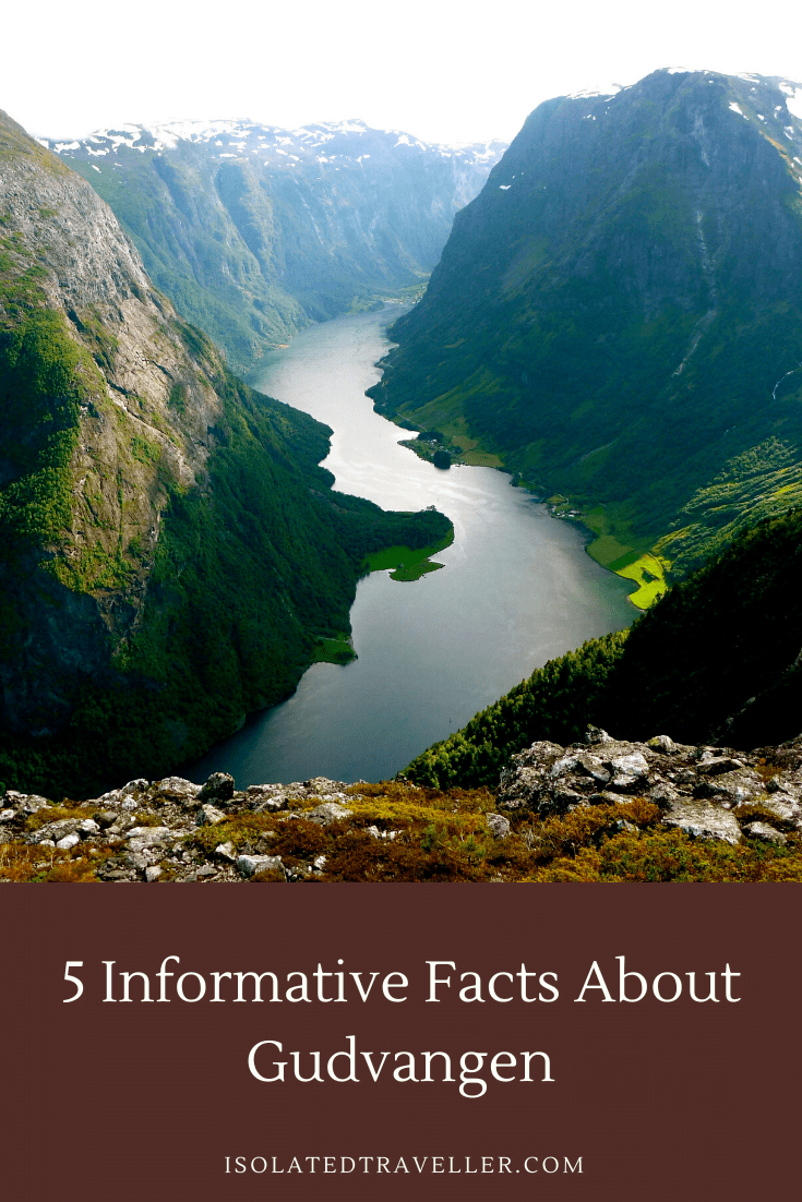 Facts About Gudvangen