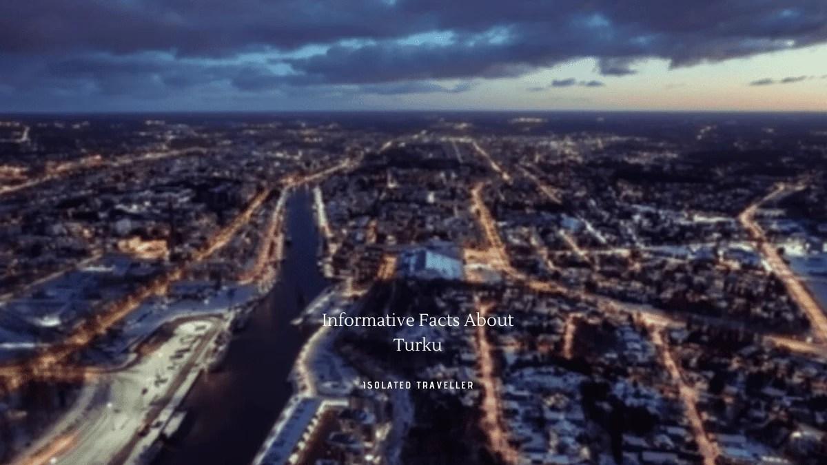 Facts About Turku