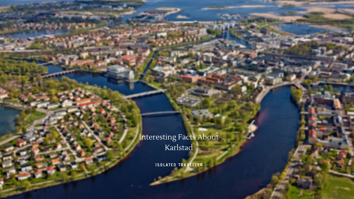 Facts About Karlstad