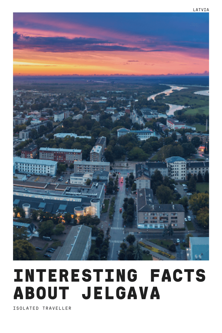 Facts About Jelgava