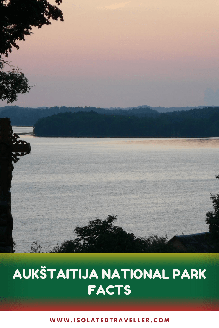 Aukštaitija National Park Facts