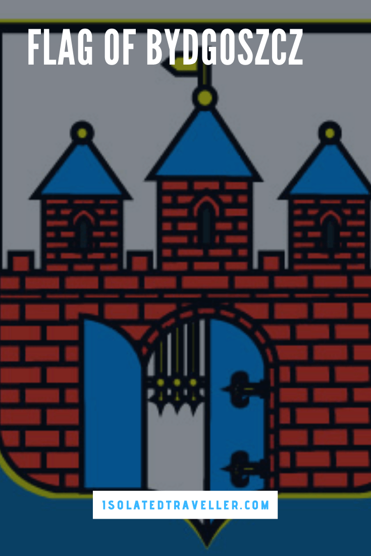 The Flag of Bydgoszcz