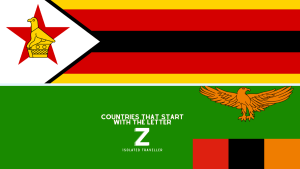 Countries That Start With The Letter Z
