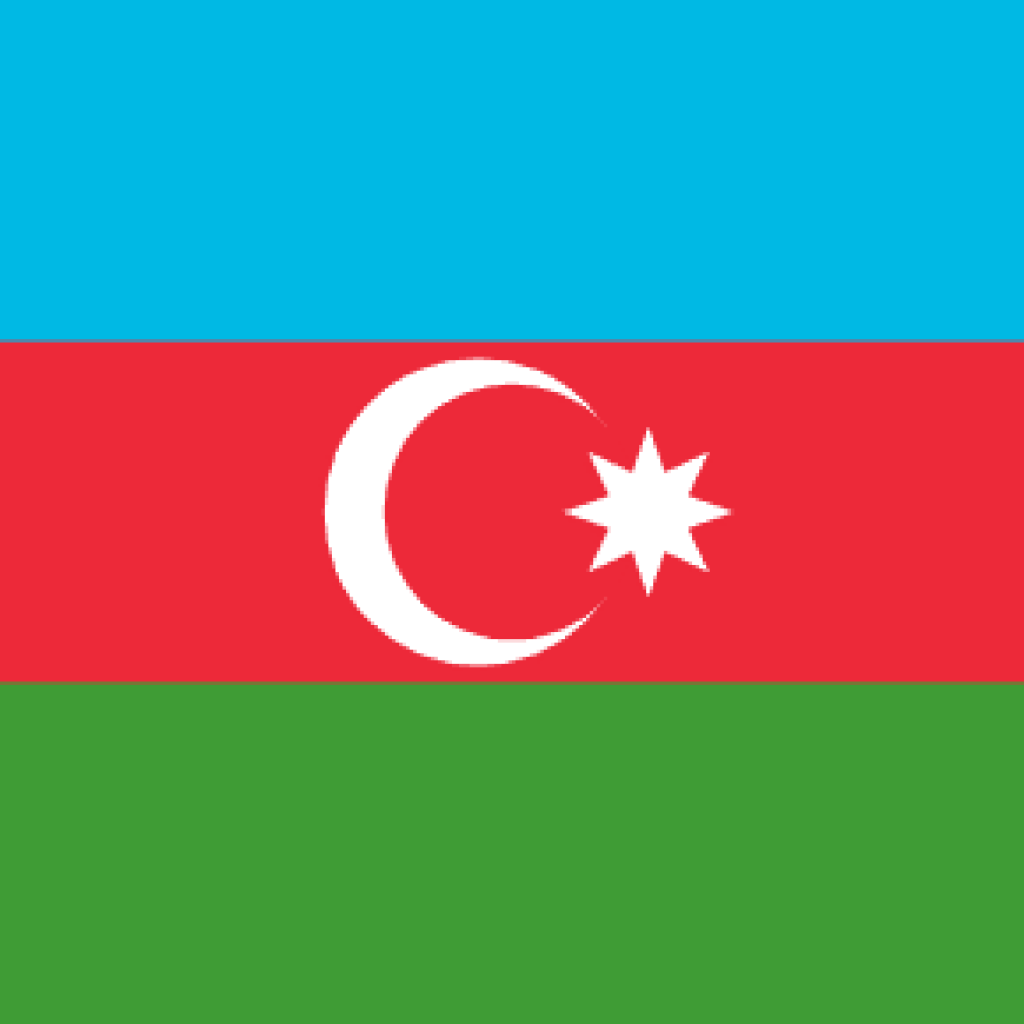 Flag of Turkic Council 4