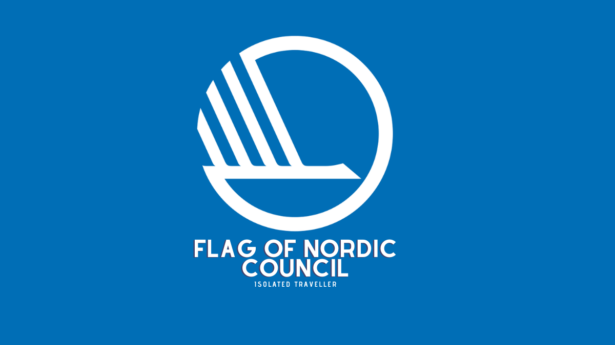 Flag of Nordic Council