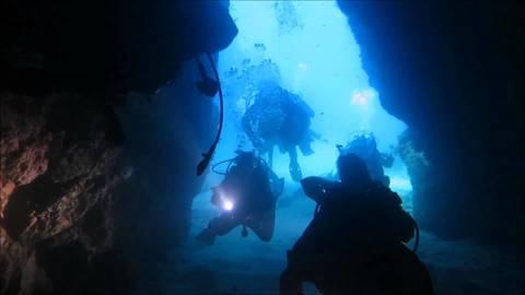 Ischia: morto un sub, donna dispersa in acqua