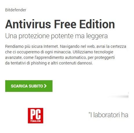 Bitdefender Antivirus Gratis