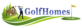 picture of golfhomes.com logo