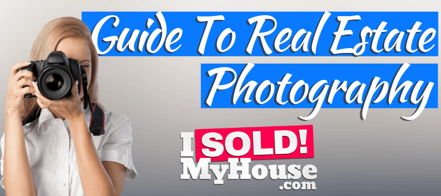 featured image for real estate photography article