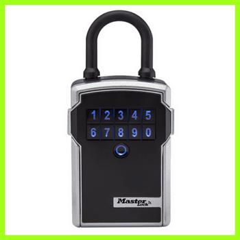 picture of Master Lock Lock Box, Bluetooth Portable Key Safe