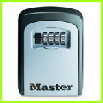 picture of Master Lock Lock Box, Set Your Own Combination Wall Mount Key Safe