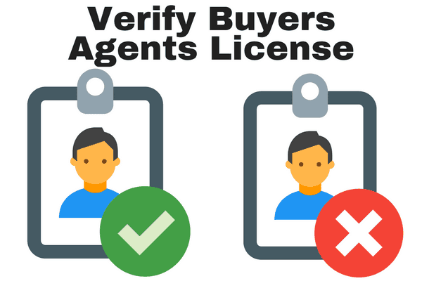 picture of buyers agents license