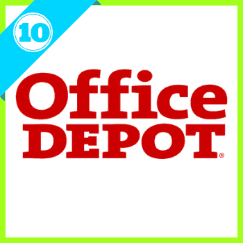 picture of our #10 choice office depot