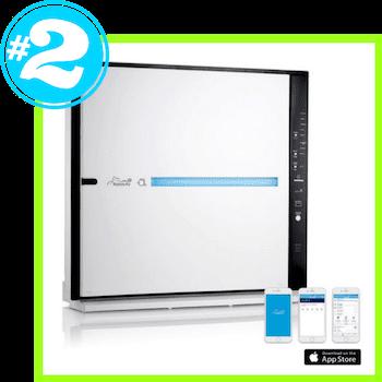 picture of Rabbit Air MinusA2 pet allergy air purifier