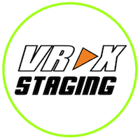 picture of vrx staging logo