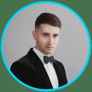 picture of Aleksandr Lanin CEO of Hasten