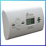 Kidde Battery Operated Digital Display Carbon Monoxide Alarm