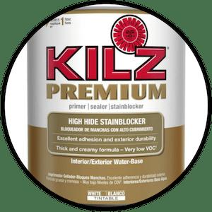 picture of kilz paint