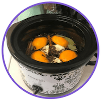 picture of a simmer pot for aromatherapy