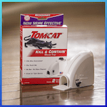 picture of tomcat kill and contain mouse trap