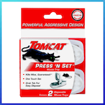 picture of tomcat Press 'n set mouse trap