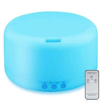 picture of URPOWER 1000ml Essential Oil Diffuser Humidifier With Remote Control