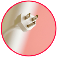 picture of electric plug