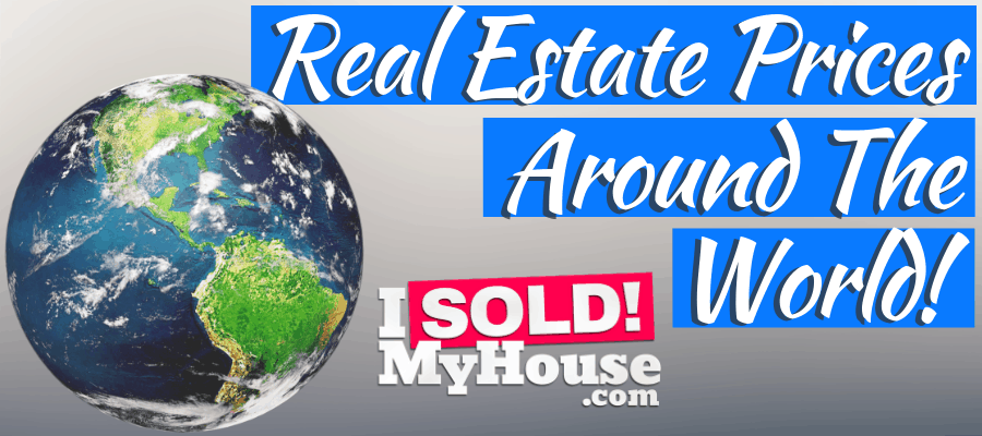 picture of real estate prices around the world